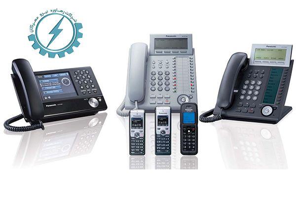 انواع تلفن سانترال | نصب تلفن سانترال | رهاورد نیرو