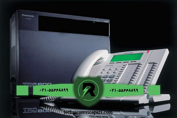 انواع تلفن سانترال